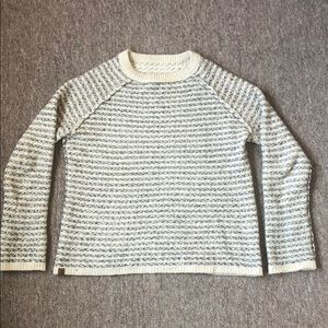 Roots Canada Cabin wool reversible sweater